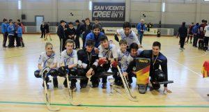 El CHP Cájar infantil, campeón del torneo.