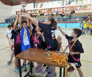 El Patin Cájar, nuevo campeón de la Copa Sur Ibérica.