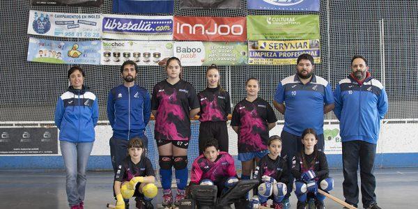 Equipo Benjamin A 2018_2019