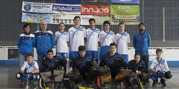 Equipo Infantil 2018_2019